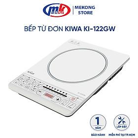 Bếp điện từ Kiwa KI-122GW - Hàng chính hãng