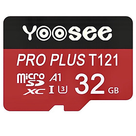 Thẻ nhớ Yoosee 32Gb Class 10 chuyên dụng cho Camera IP - Hàng nhập khẩu