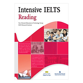 Intensive Ielts Reading (Tái Bản 2019)