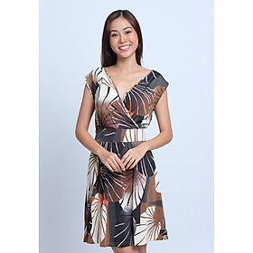 Đầm Hoa Nâu MD'M MD87502703-PR