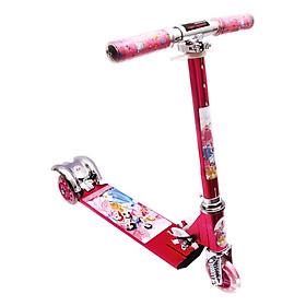 Xe Trượt Scooter Trẻ Em Lionmans 2009A - Hồng