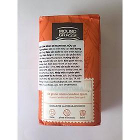 Bột Làm Bánh Mì Manitoba Hữu Cơ 1kg