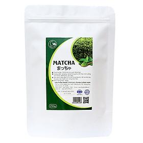 Bột Matcha Trà Xanh Nguyên Chất GreenD Food (250g)