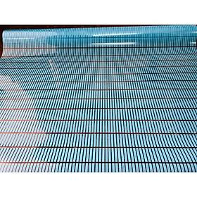 5m decal dán kính sọc xanh dương DK28(50x500cm)