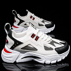 Men's Breathable low-top wild running shoes