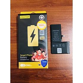 Pin IPhone IX+ Pisen Dung Lượng Cao ( IPhone X+ , 3.82V , 2960mAh ) _ Hàng chính hãng