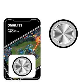 Nút bấm chơi game liên quân game PUBG điều hướng chuyển động Q8 Plus