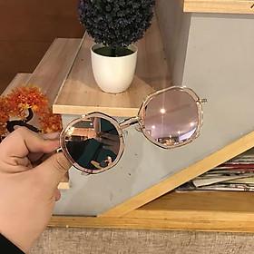 Kính mát kính râm nữ đi biển chống tia UV nhiều màu