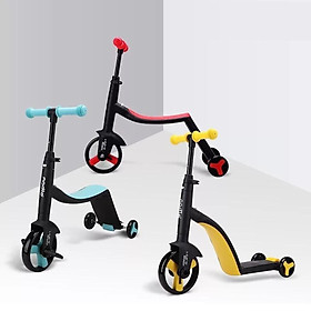 Xe Trượt Scooter 3 in 1 – (Trượt Scooter-Xe Chòi Chân- Xe Đạp Nadle) – dòng xe hiện đại với thiết kế cực kì thông minh, được tích hợp…