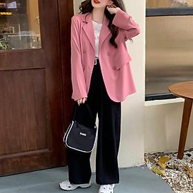 -Áo Blazer mỏng 1 lớp tay dài (C97)