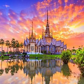 TOUR THÁI LAN MUEANG BORAN – PATTAYA - ĐẢO CORAL 5N4Đ KHỞI HÀNH TỪ HCM 2,4,6 THÁNG 03,04,05