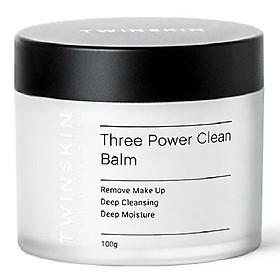 Three Power Clean Balm - Sáp Tẩy Trang Làm Sạch Chuyên Sâu