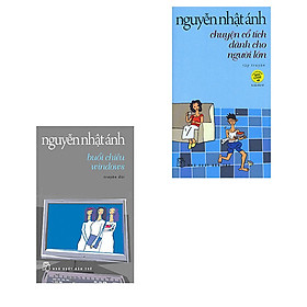 Combo 2 cuốn Chuyện cổ tích dành cho người lớn + Buổi chiều windows