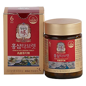 Viên Hồng Sâm KGC Cheong Kwan Jang KRG Powder Tablet 90g (180 viên)