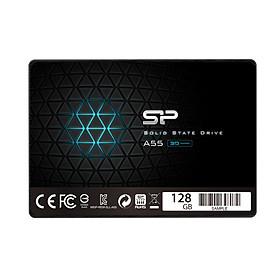 Ổ Cứng  SSD SILICON 128GB A55 (SP128GBSS3A55S25) - Hàng Chính Hãng