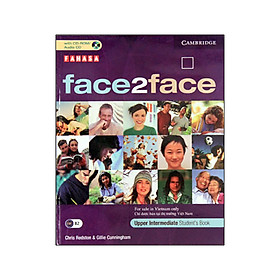 Face2Face Upper Int. SB