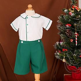 Bộ áo kèm quần Jacob Chaiko House SJ203