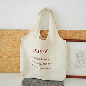 Túi đeo vai attitude' phong cách hàn quốc TT06