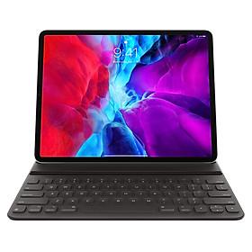 Bao Da Kèm Bàn Phím Apple Smart Keyboard Folio Cho iPad Pro 2020 - Hàng Nhập Khẩu Chính Hãng