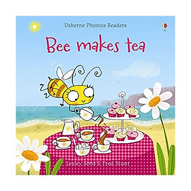 Bee Makes Tea: Phonics Readers