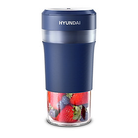 HYUNDAI Juicer Healthy Fresh Squeezed Wireless Portable Magnetic Charging Charging 0.3L