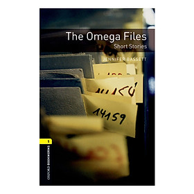 Oxford Bookworms Library (3 Ed.) 1: The Omega Files - Short Stories