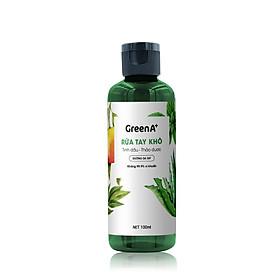 Dung dịch làm sạch kháng khuẩn GreenA+