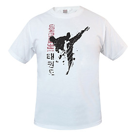 Áo Thun Thời Trang Taekwondo Tân Việt KATTEATV