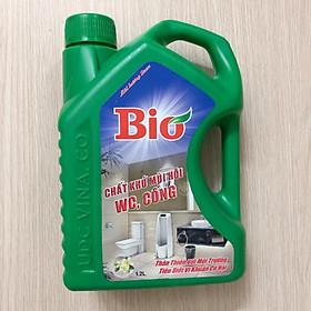 Chất khử mùi hôi WC, cống BIO 1,2L