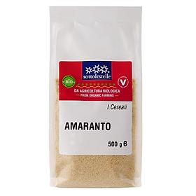 Hạt dền Amaranth hữu cơ Sottolestelle 500g Organic Amaranth
