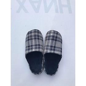 Dép bông mang trong nhà,văn phòng siêu nhẹ cao cấp phong cách Hàn Quốc - Đế mềm,êm ái, giữ ấm và bảo vệ gót chân dành cho cả nam và nữ