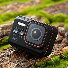 Máy ảnh hành động thể thao 4K Wi-Fi Máy quay DV Ultra HD chống thấm nước 16MP Góc rộng 170 độ Máy ảnh dưới nước Mũ bảo hiểm Máy quay video