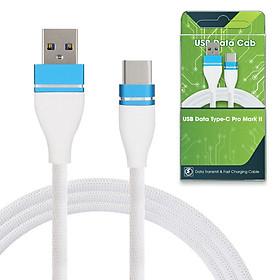 Dây Cáp Sạc USB Type-C Pro Mark II Chống Đứt Bền Bỉ - DT029