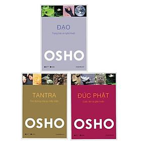 Combo 3 Cuốn Sách Tôn Giáo - Tâm Linh: Đạo - Trạng Thái Và Nghệ Thuật + Tantra - Con Đường Và Sự Chấp Nhận + Đức Phật - Cuộc Đời Và Giáo Huấn (tặng kèm bookmark thiết kế aha)