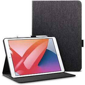 Bao da cho iPad Gen 8 10.2 2020 ESR Urban Premium Folio Case - Hàng Nhập Khẩu