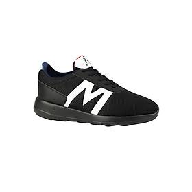 Giày Thể Thao Nam Thân Vải Muidoi G120 - Đen