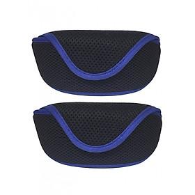 Bộ 2 Hộp chống va đập bảo vệ mắt kính an toàn - Hàng nội địa Nhật