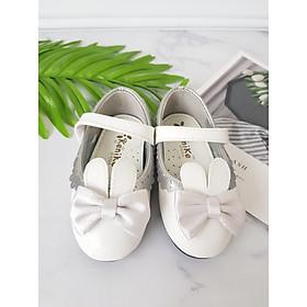 Giày búp bê bé gái nơ thỏ KENIKE ( HS785-111-N )