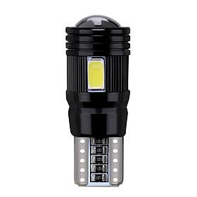 10Pcs T10 Led Bulbs 12V 6SMD 5730 Led Light Bulb 6LED White Ultra Bright Lamp For Car Interior Dome Map Door Courtesy