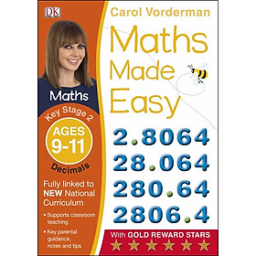 Decimals Ages 9-11 Key Stage 2