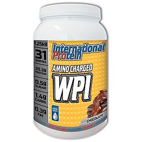 International Protein Amino Charged WPI Chocolate 1.25kg