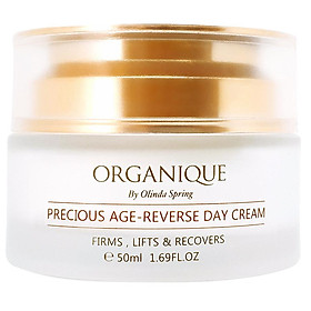 Kem Chống Lão Hóa Ban Ngày Organique Precious Age-Reverse Day Cream SP-OAC-003170 (50ml)