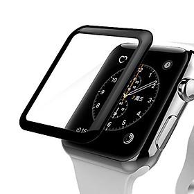 Kính cường lực cho Apple Watch 3D series 1,2,3