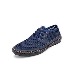 Giày lưới nam chịu nước 3136 chống trơn trượt