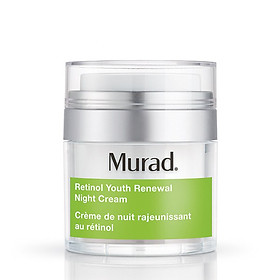 Kem dưỡng ban đêm hồi sinh làn da lão hóa Murad Retinol Youth Renewal Night Cream