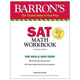 Barron's SAT Math Workbook (Barron's Test Prep)