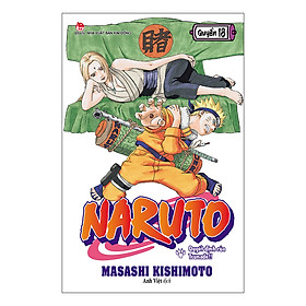[Download sách] Naruto - Tập 18