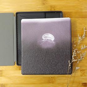 Bao Da cho Máy Đọc Sách Kindle Oasis 2 và 3 - tự động tắt mở