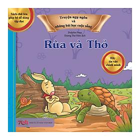 Truyện Ngụ Ngôn Và Những Bài Học Cuộc Sống: Rùa Và Thỏ