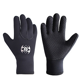 2019 3mm Diving Gloves Women Men Anti Slip Thermal Outdoor Snorkeling Fishing Wetsuit Accessories Sportswear